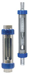 GTG20 glass tube variable area flow meter