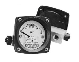 midwest 120 series piston type pressure measurement