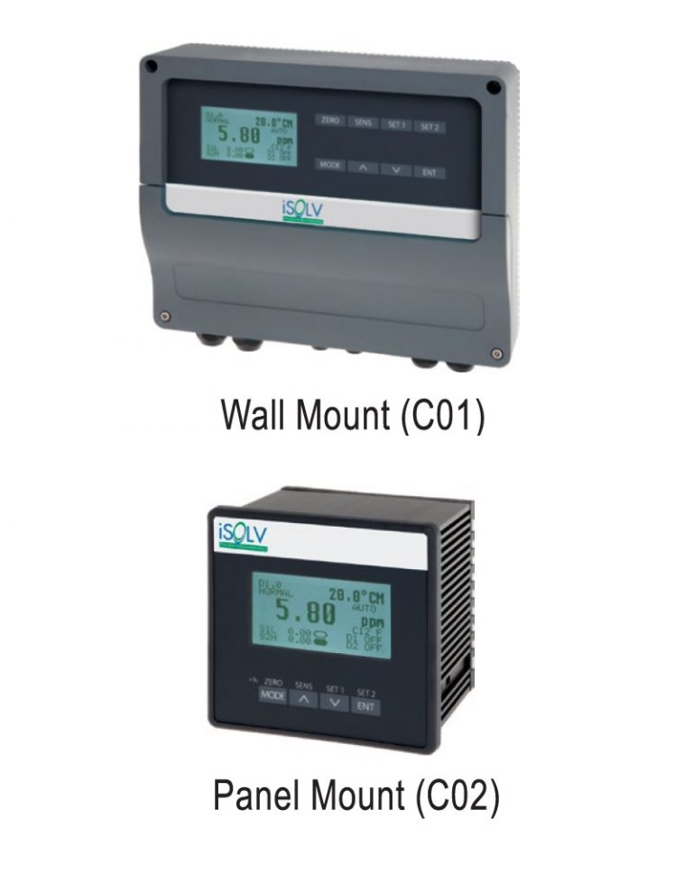 AFC100 free combined chlorine controller process analyzer product image
