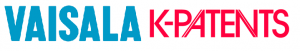 Vaisala K‑PATENTS logo